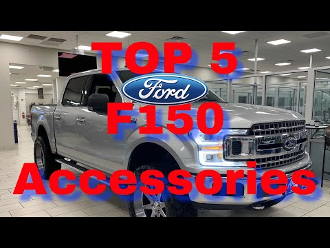 Top 5 Ford F150 Accessories Wild Willies Akins Popular Truck LED Bedcover Wheels Tires 2019 2020