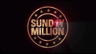 Sunday Million 23/2/2014 - Online Poker Show | PokerStars.com