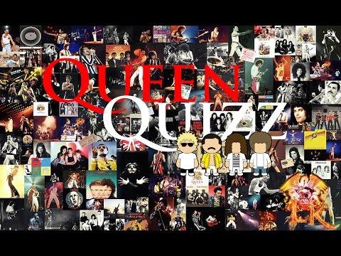 Music Quiz: Queen & Freddie Mercury (25 Songs; Hard)