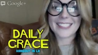 MyDamnChannelLIVE with DailyGrace - 11/27/12