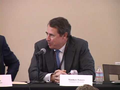 Patent Institutions Summit | The Market for Patent Litigation (International and Domestic)