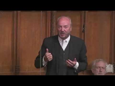 UK Parliament: George Galloway speaks out on Syria!