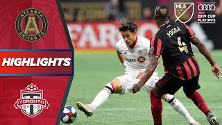 Atlanta United FC vs. Toronto FC | Penalty Drama and An AMAZING Late Shot! | HIGHLIGHTS
