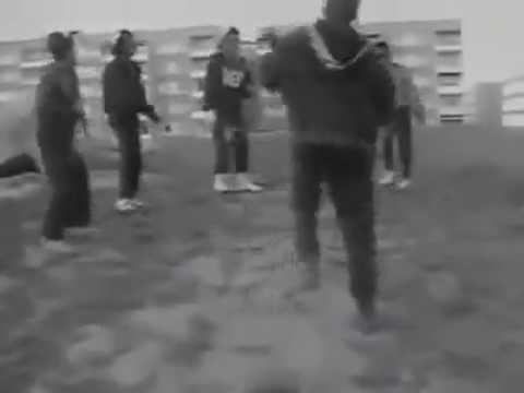 Break Dancing In The '*80s
