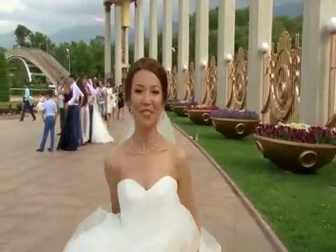 Свадебный клип Азиз и Мадина