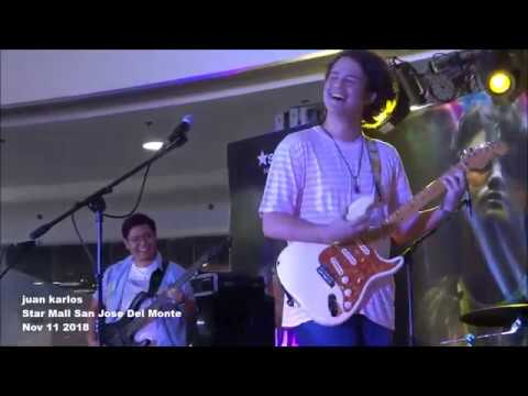 Buwan - juan karlos at Star Mall SJDM