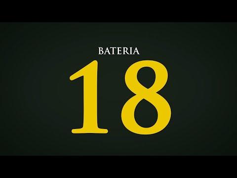 BATERIA 18