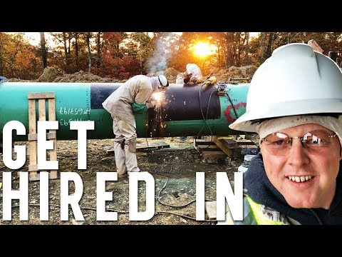 PIPELINE WELDING JOB (HOW TO HIRE IN LIKE A PRO)