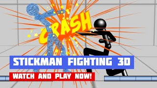 Stickman Fighting 3D · Game · Gameplay