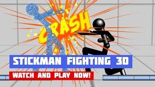 Stickman Fighting 3D · Game · Gameplay