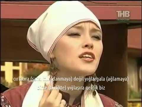 Sağlarmı siz   _ Kazan Tatar şarkısı
