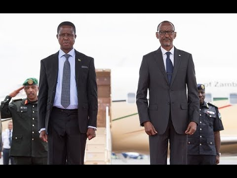 Joint Press Conference - President of Zambia State Visit to Rwanda | Kigali, 22 February 2018