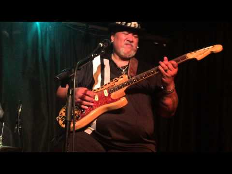 Uncle Willie K Band - tribute song to B.B. King - May 23, 2015- Rancho Nicasio