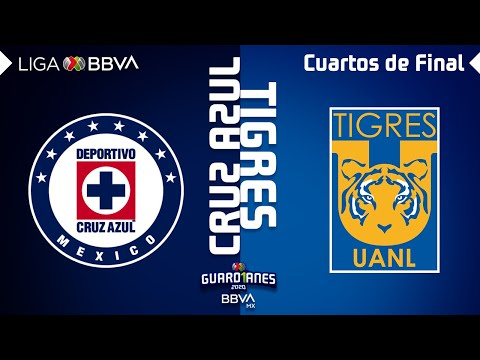 Cruz Azul U.A.N.L. Tigres Goals And Highlights