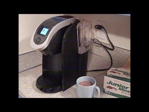 keurig 2.0 k200 plus series single serve plus coffee maker brewer ...
