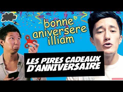 LES PIRES CADEAUX D'ANNIVERSAIRE - MDR 90