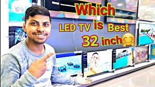 Samsung LED 32 inch Smart Tv🖥