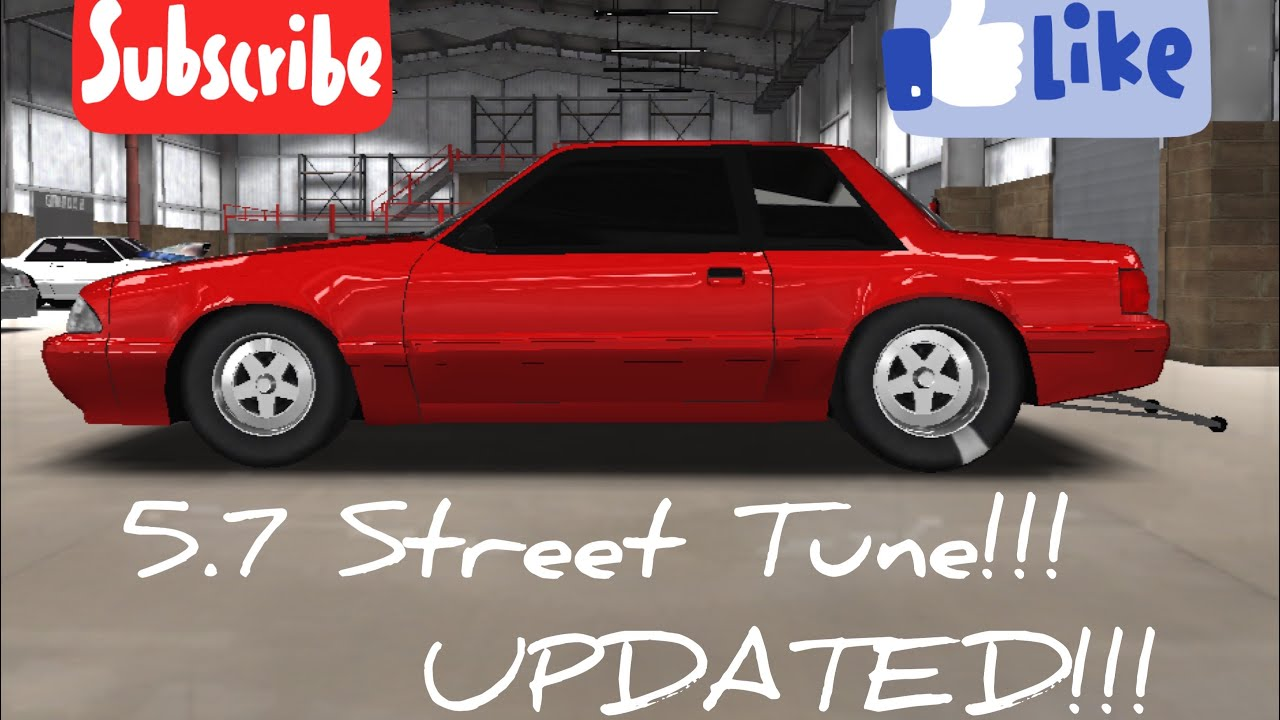 PRO SERIES DRAG RACING 5 7 TUNE!!! (New Update!)