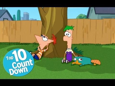 Top 10 Phineas and Ferb Episodes