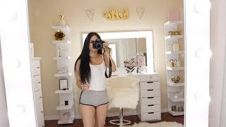 Hello baby girls!!!   ♀      ♀      ♀   Finally recorded my make up room!! yay! 🤣 lol Don't forget to subcribe and see you guys on my next video! LOVE YOU ...