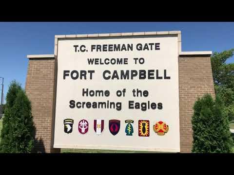 Fort Campbell Kentucky Base