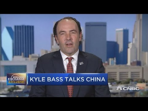 Kyle Bass talks China, markets and the Fed