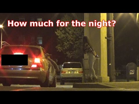 Car Stolen While Talking To A Prostitute!