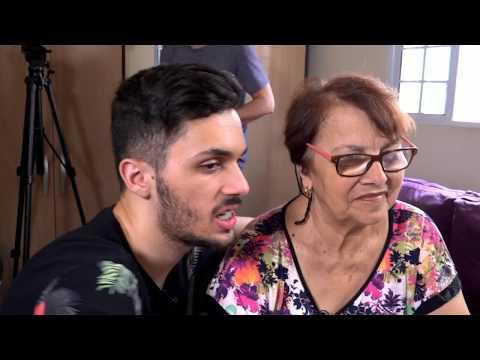 Vovó do LoL: Dynquedo e Dona Conceição