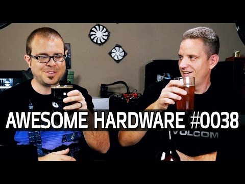 Awesome Hardware #0038 - Pimp My PC & Swordfight w/JayzTwoCents, Monkey Selfies, Betamax
