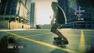 Skate Xbox 360 Gameplay - Downtown (HD)
