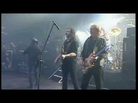 "Motörhead - the chase is better than the catch, Comeback of the year..""Eddie Clarke"""