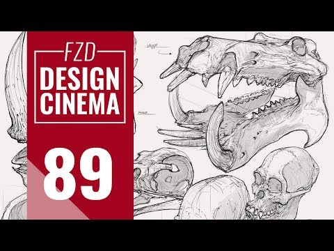 Design Cinema – EP 89 - Just Draw!