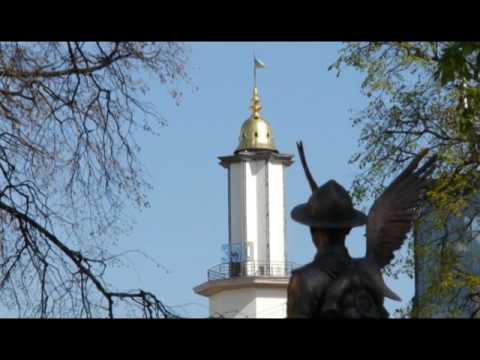 Весна в Івано-Франківську