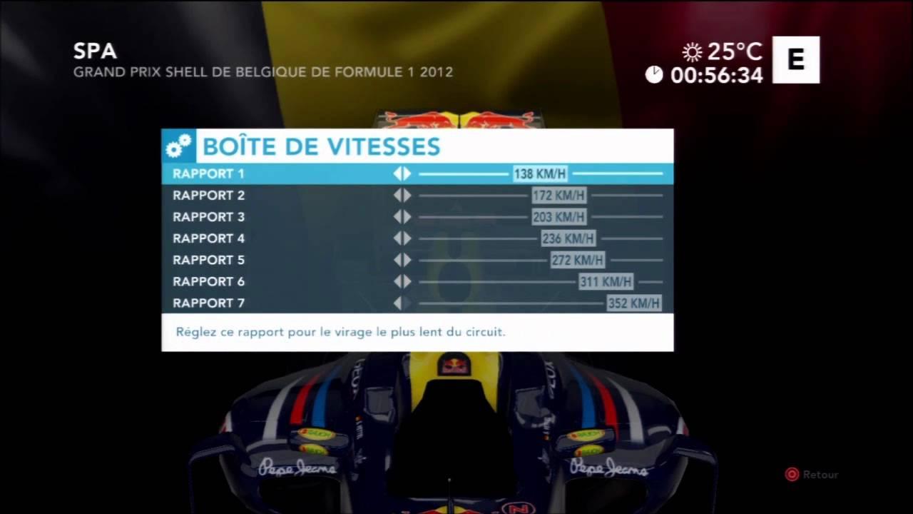 F1 2012 au coeur de la f1 tutorial pour faire ses - Faire ses propres stickers muraux ...
