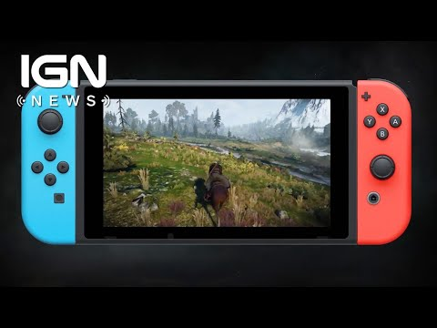 The Witcher 3 Gets Switch Release Date - IGN News