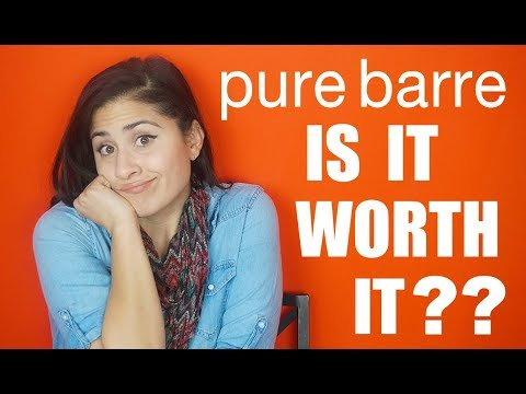 My Pure Barre Review.. is it worth it? | Veronica Natal
