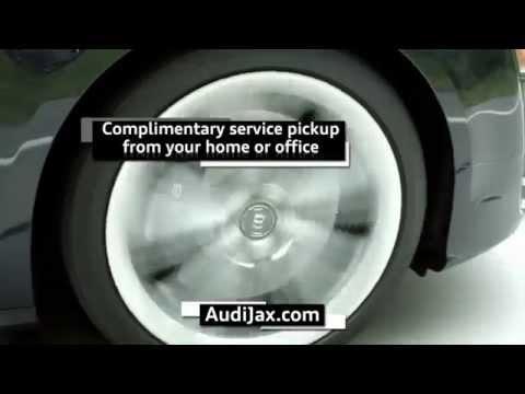 Service Concierge at Audi Jacksonville