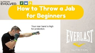 How to Throw a Jab (A step by step guide for Beginners)