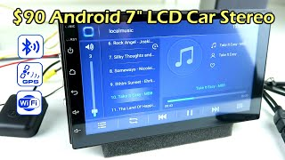 tape mobil head unit double din 2 din android 16gb wifi gps free kamera parkir