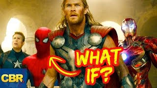 10 Post Credit Scenes You NEEDED To See Spiderman In!