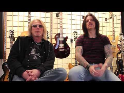 BLACK STAR RIDERS - Band Name (OFFICIAL INTERVIEW)