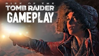 Rise of The Tomb Raider Gameplay With Hands On Impression