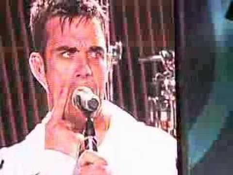 Robbie Williams Close Encounters