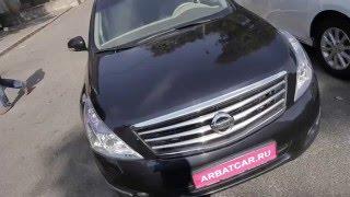 видео Nissan на свадьбу в Москве, аренда Ниссан с водителем