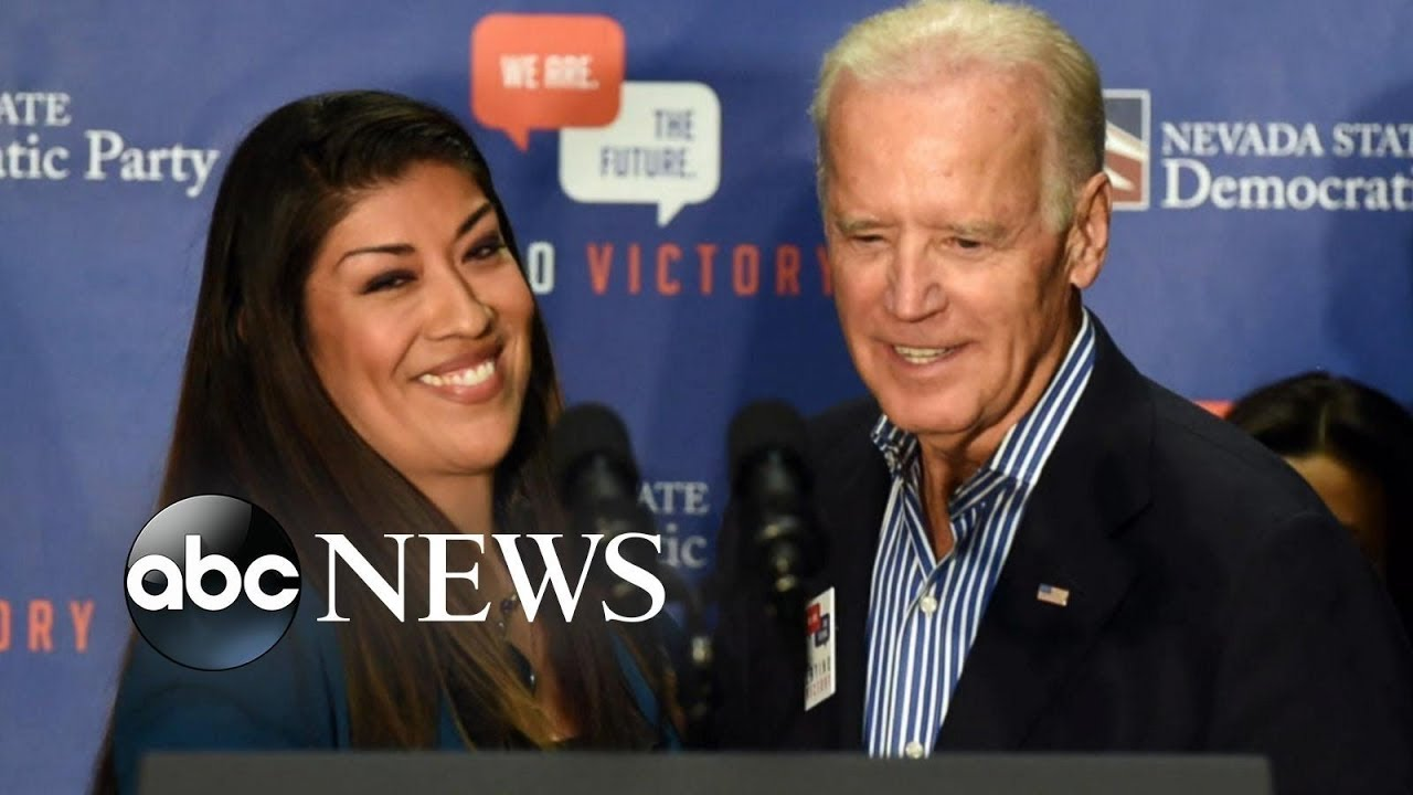 Two Women Say Joe Biden Touched Them Inappropriately I