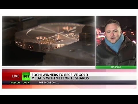 Stellar Sochi: champs to win meteorite medals