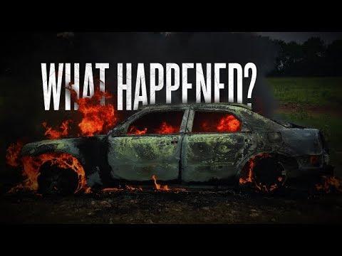 Fireworks VS. Car (Huge Explosion)