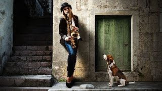 Smooth Jazz Saxophone Covers of Popular Motown Music Songs   And I Love Her