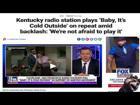 Kentucky radio station plays 'Baby, It's Cold Outside' on repeat amid backlash 'We're not afraid to