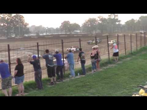 072316 Fayette County Speedway Purestock Heat 1